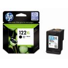 Картридж HP CH563HE №122XL, black