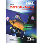 Фотобумага IST матовая двусторонняя, А4, 140 гр. (50 л.)