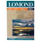 Матовая односторонняя фотобумага, A4, 120 гр., (100 л.)
