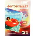 Фотобумага IST Premium сатин, A4 (50 л.)
