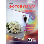 Фотобумага IST Premium шёлк, A4, 260 гр. (20 л.)