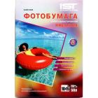 Фотобумага IST Premium сатин 10х15, 260 гр. (50 л.)