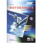 Фотобумага IST глянцевая, 10х15, 180 гр. (100 л.)