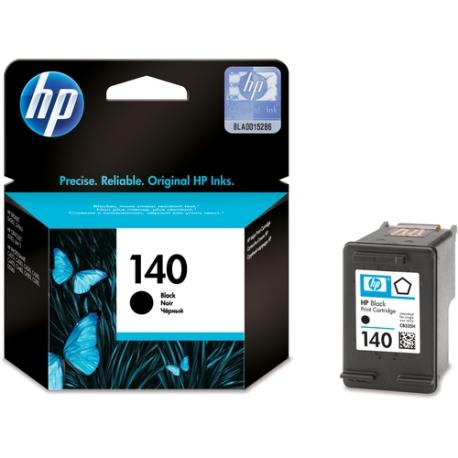 Картридж HP CB335HE (№140) , black