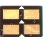 Чип для Samsung CLP-K300A чёрный