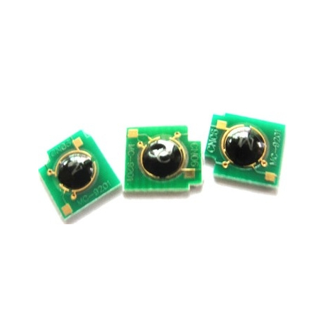 Чип CE411A к-жа HP LJ Pro 300/400 Color cyan, ApexMIC
