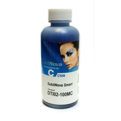 Сублимационные чернила DTI02-100MC для Epson Piezo, cyan, 100 мл