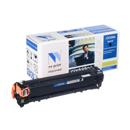 Картридж NV Print CE320A (128A) black