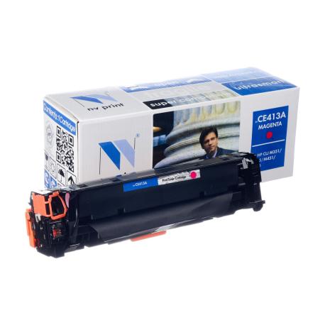 Картридж NV Print CE413A (305A) magenta