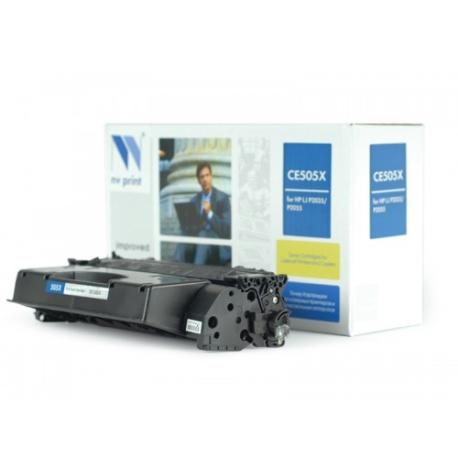 Картридж NV Print CE505X (black)
