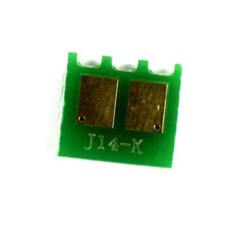 Чип для HP CF032A, yellow