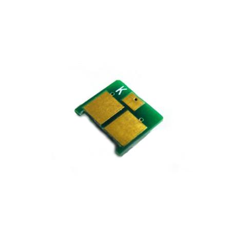Чип для HP CE410X, black