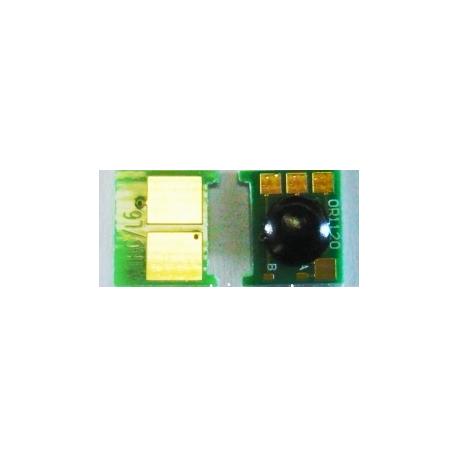 Чип для HP CE320A, black