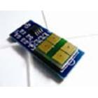 Чип для Samsung CLP-600/600N/650, yellow