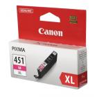 Картридж Canon CLI-451XL M