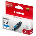 Картридж Canon CLI-451XL C