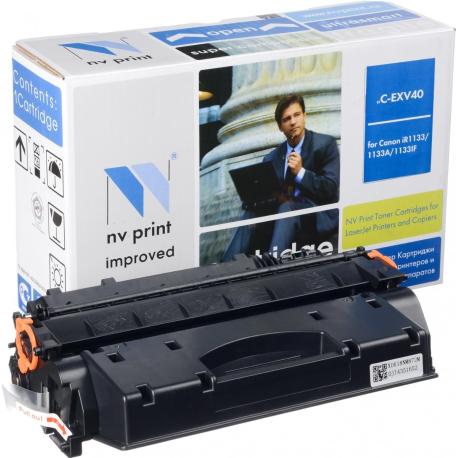 Картридж NV Print для Canon C-EXV40