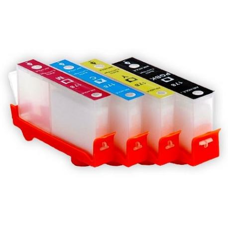 ПЗК для принтеров HP178 x 4 шт.