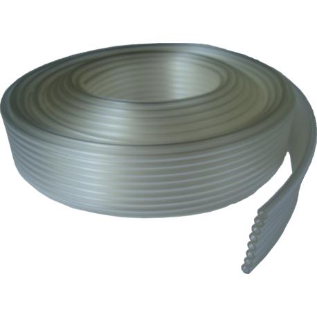 Шлейф ПВХ 8 линий, (1 метр)