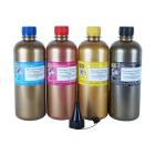 Тонер для HP Color LJ CP5525, M775, CP5225, чёрный, 250 гр., Gold Atm