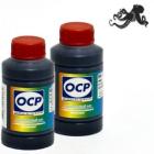 Комплект чернил OCP BKP 230 для CAN GI-490, 70 гр.