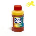 Чернила OCP для Canon (Y144) yellow, 70 гр.