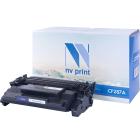 Картридж NV Print CF287A (87A) black, 9K