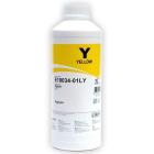 Жёлтые чернила InkTec E10034-01LY для Epson