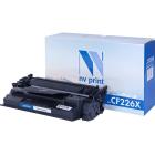 Картридж NV Print CF226X (26X) black