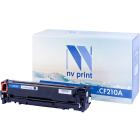 Картридж NV Print CF210A (131A) / Canon 731, black