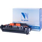 Картридж NV Print CC364A, black
