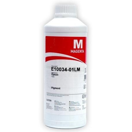 Пурпурные чернила InkTec E10034-01LM для Epson