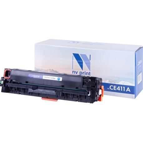 Картридж NV Print CE411A (305A) cyan
