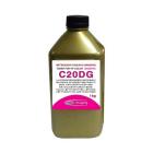 Тонер для HP Color тип C20DG, красный, 1 кг, Gold Atm