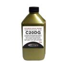 Тонер для HP Color тип C20DG, чёрный, 1 кг, Gold Atm