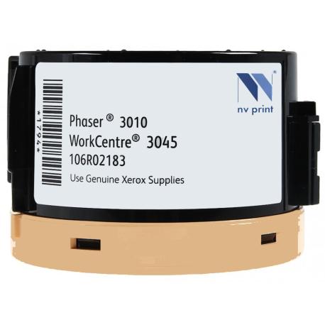 Заправка картриджа Xerox Phaser 3010