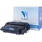 Картридж NV Print CE255X (55X), black