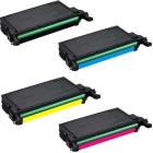 Заправка картриджа Samsung CLT-K609S, CLT-C609S, CLT-M609S, CLT-Y609S, с заменой чипа