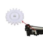 Шестерня Z17S привода подачи тонера Kyocera FS-1040, FS-1060, FS-1020mfp, ориг.