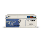 Картридж TK-5140Y для Kyocera Ecosys P6130, M6030, M6530, yellow, 5K, Uniton Premium