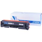 Картридж NV Print CF400A (201A) black