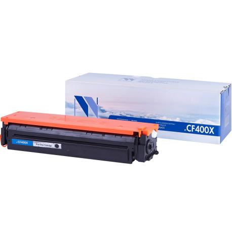 Картридж NV Print CF400X (201X) black