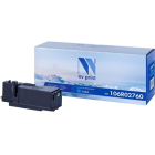 Картридж NV Print 106R02760 для Xerox Phaser 6020, 6022, WC 6025, 6027, cyan