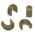 Подшипник (бушинг) резинового вала для HP P3015, M521, M525, CET
