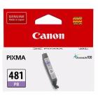 Картридж Canon CLI-481PB, фото синий