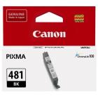 Картридж Canon CLI-481BK, black