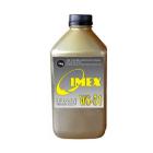 Тонер для KYOCERA FS Color WS-51-Y, yellow, (1 кг., IMEX), Gold Atm