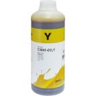 Чернила InkTec C5041-01LY для Canon, yellow, 1 литр