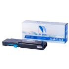 Картридж NV Print 106R03534 для Xerox VersaLink C400, C405, 8K, cyan
