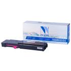 Картридж NV Print 106R03535 для Xerox VersaLink C400, C405, 8K, magenta